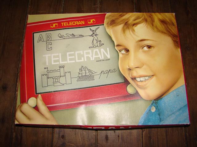 Le Télécran.... Telecran1